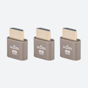 helix-it.ch hdmi dumm plug headless ghost 3er set