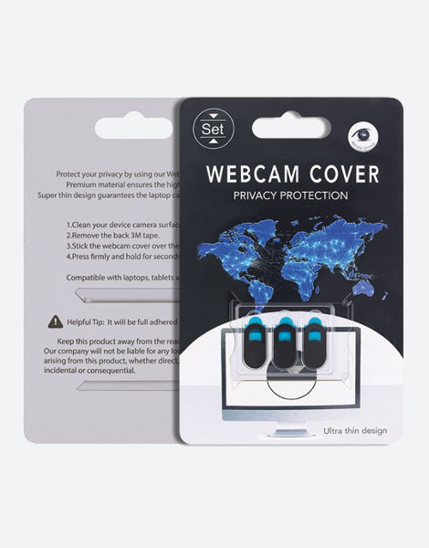 helix-it.ch Webcam Abdeckung Privacy Cover Set
